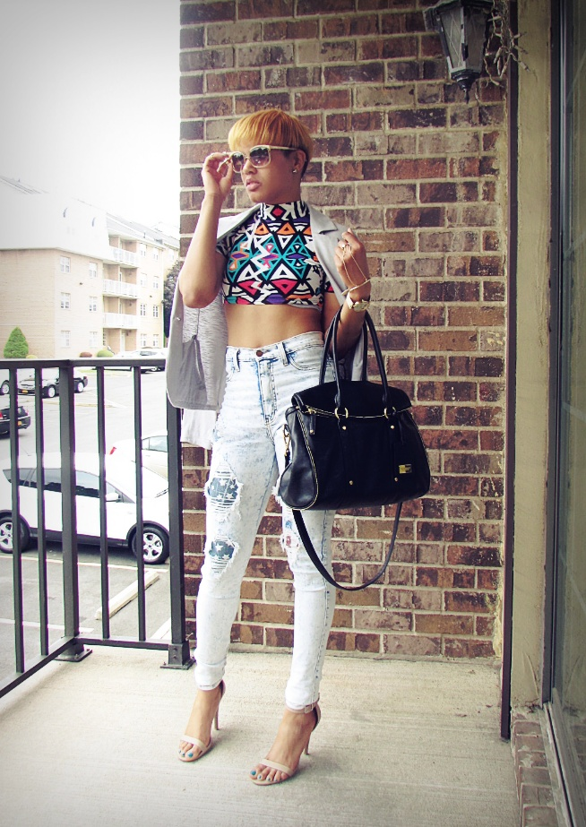 Luxe Street Chic