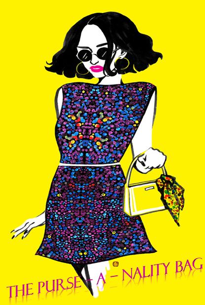 The Purse-a-nality Bag