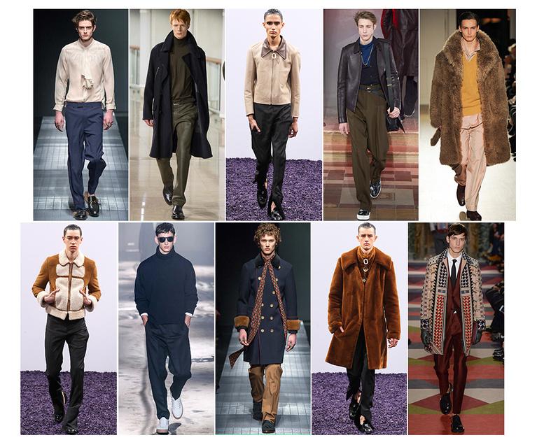 Menswear 2015 Trends