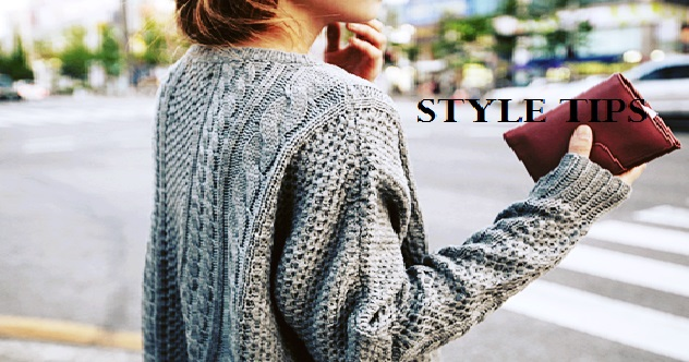 How to Style a Sweater