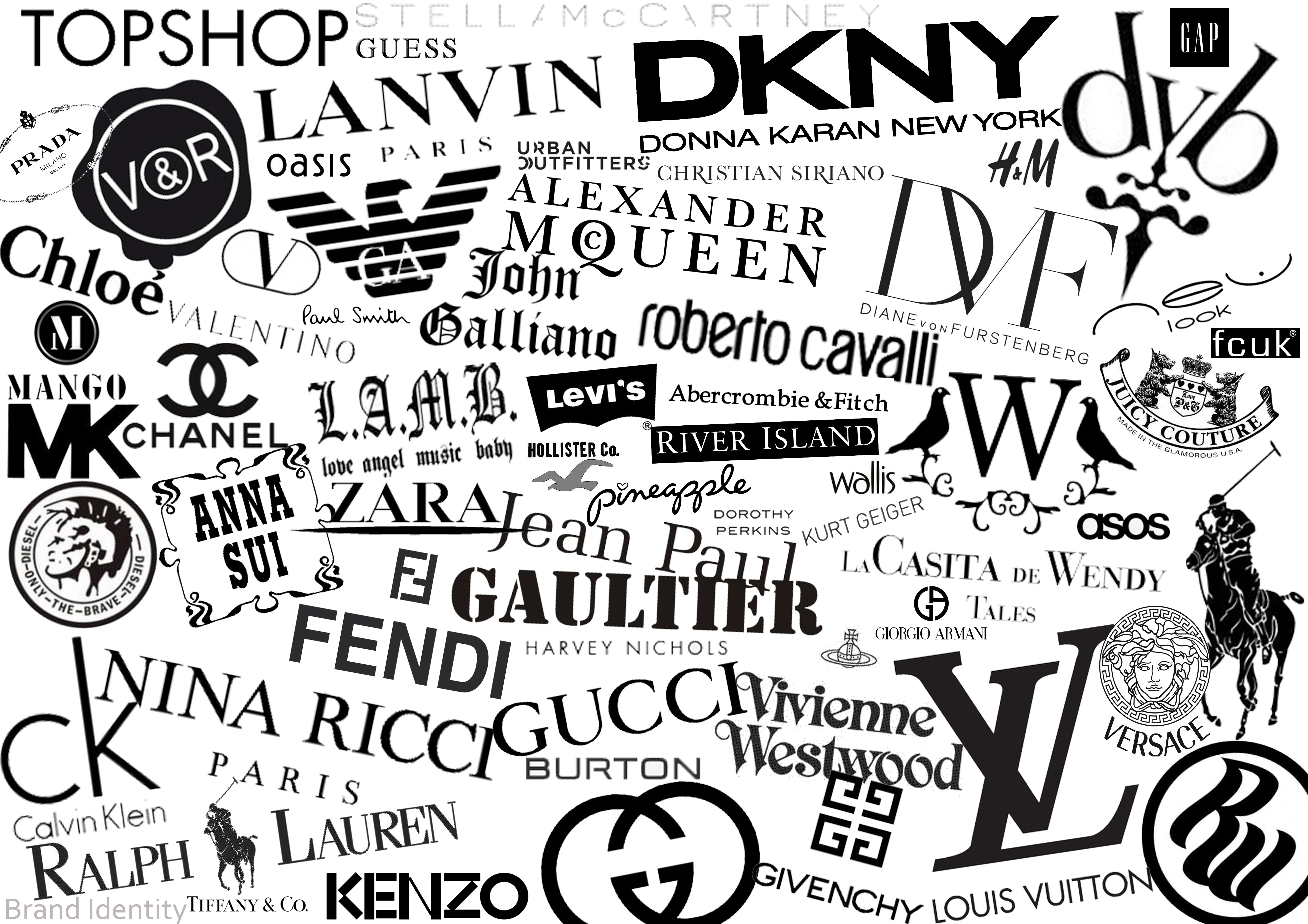 Fashion Brands I'd Love to Own