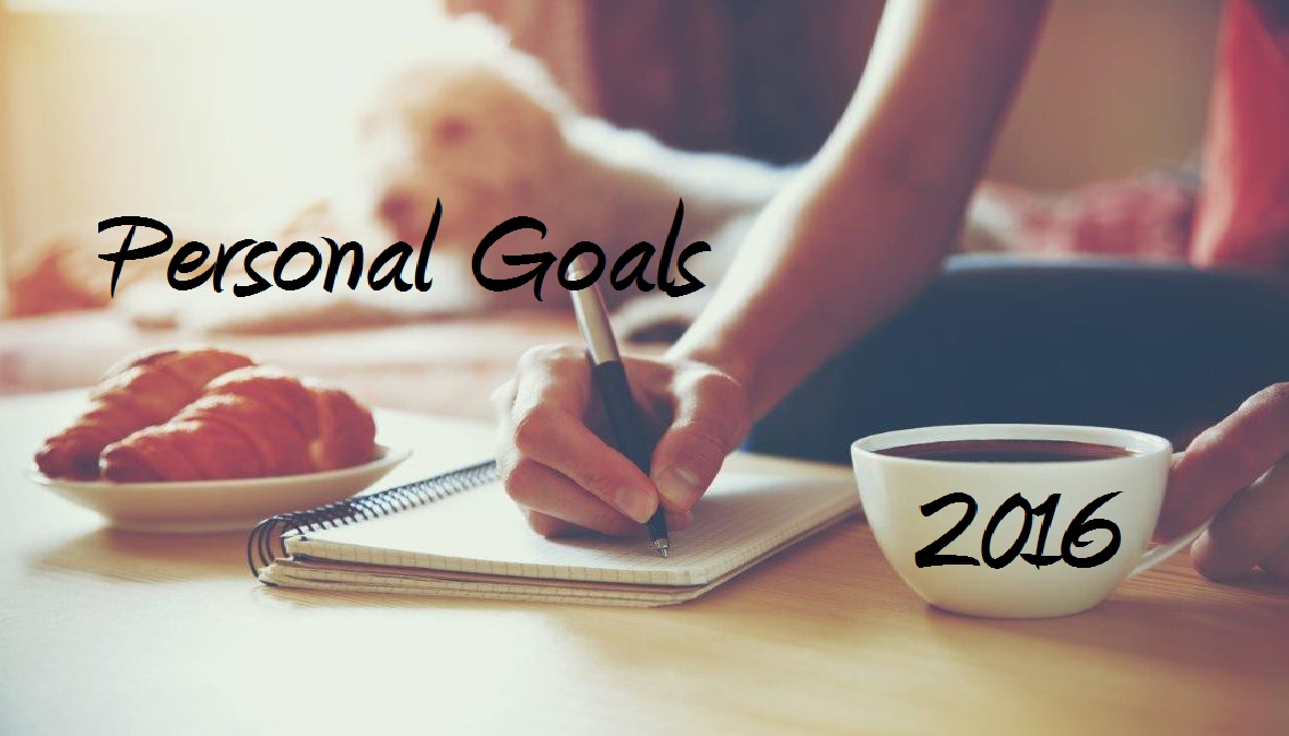 My Personal Goals for 2016