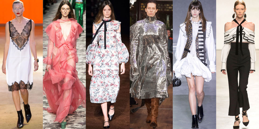First Look on Spring Fashion Trends