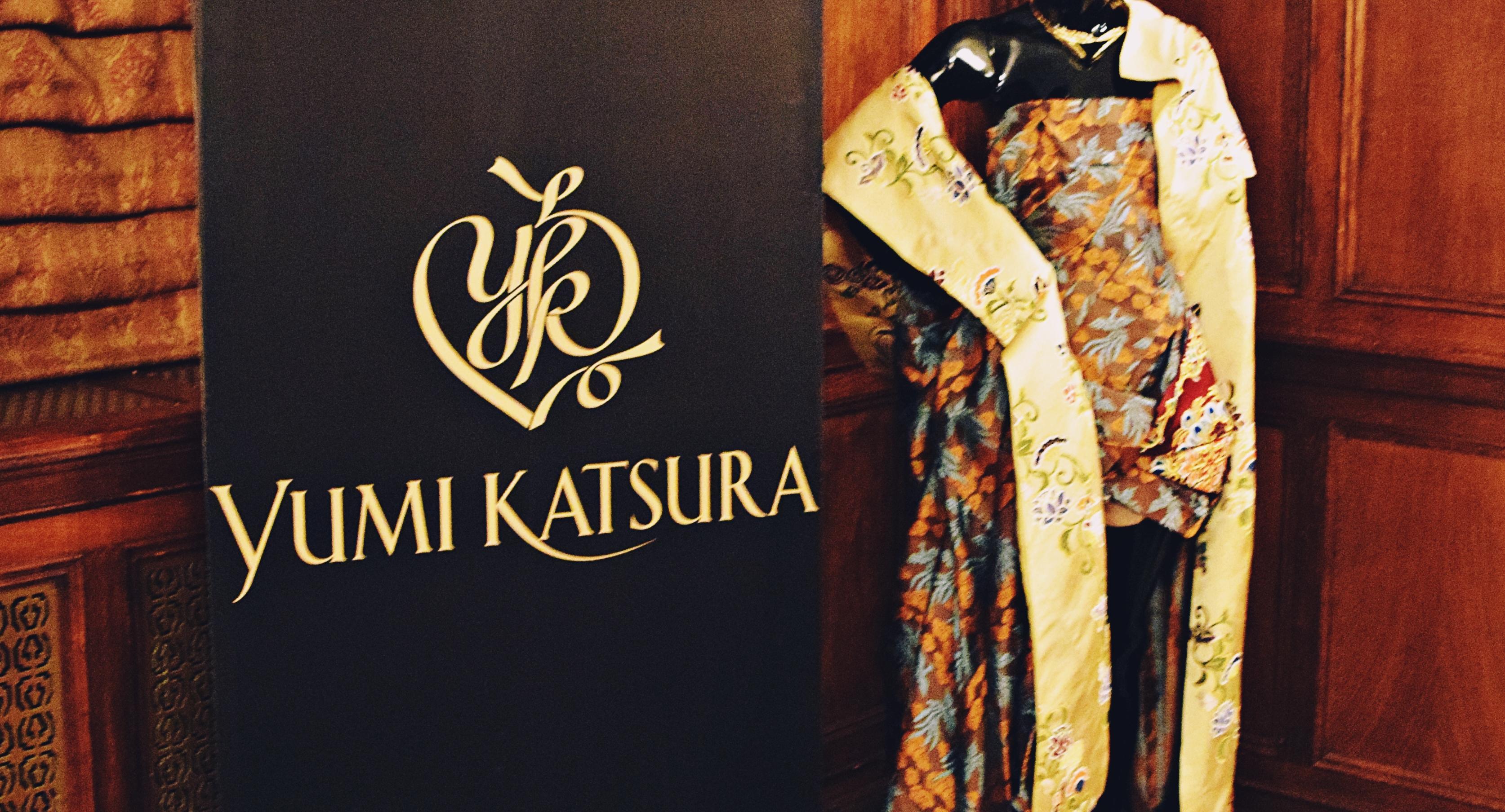 NYFW Recap: Art of Couture, Yumi Katsura