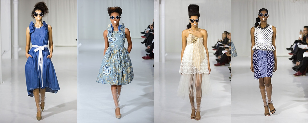 NYFW Recap: AMCONYC Kreyol Collection