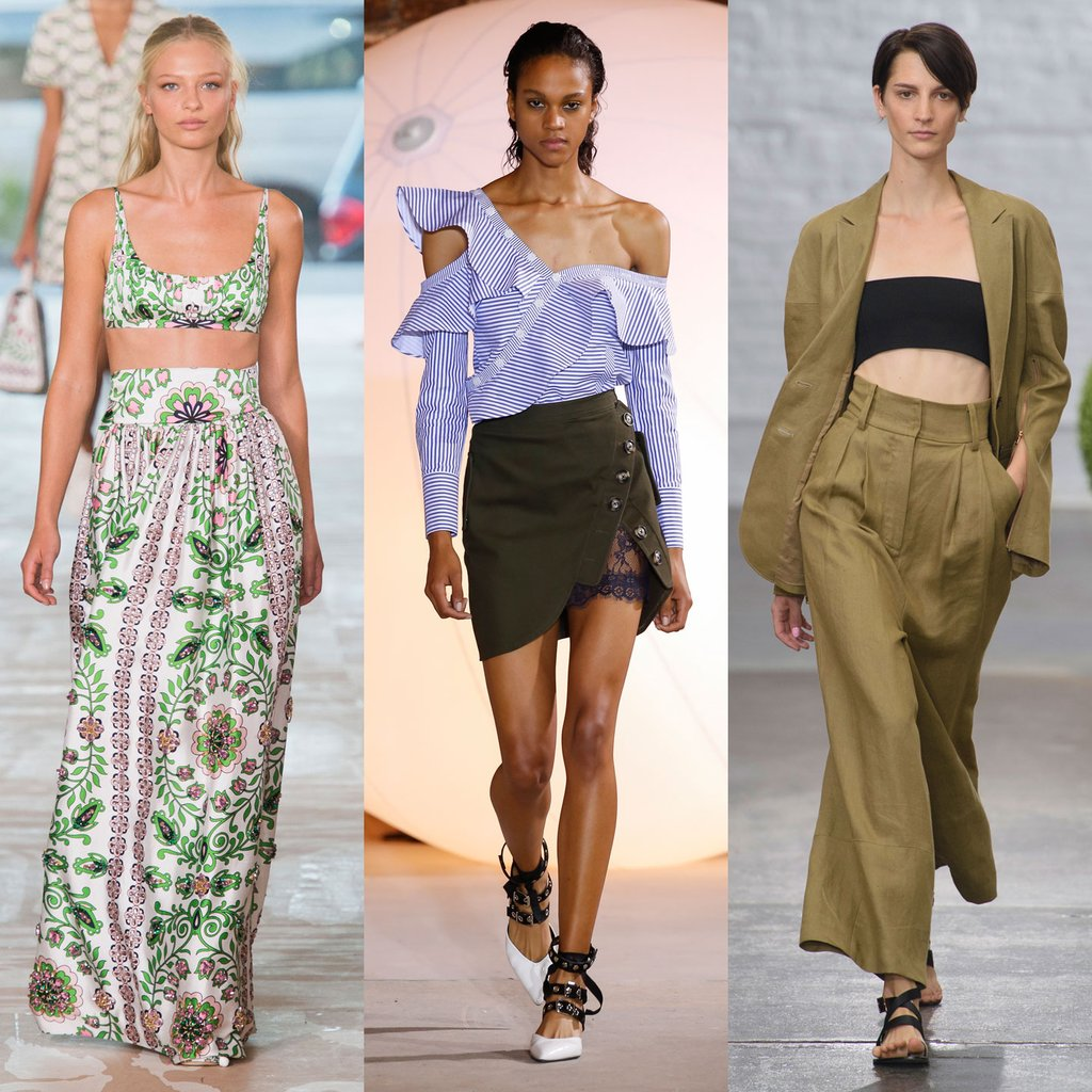 Top Fashion Trends of Spring 2017