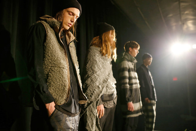NYFW Men's Wrap Up