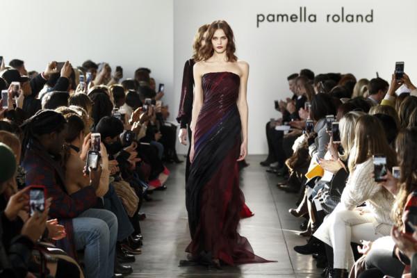 NYFW Recap: Pamella Roland Fall 2017