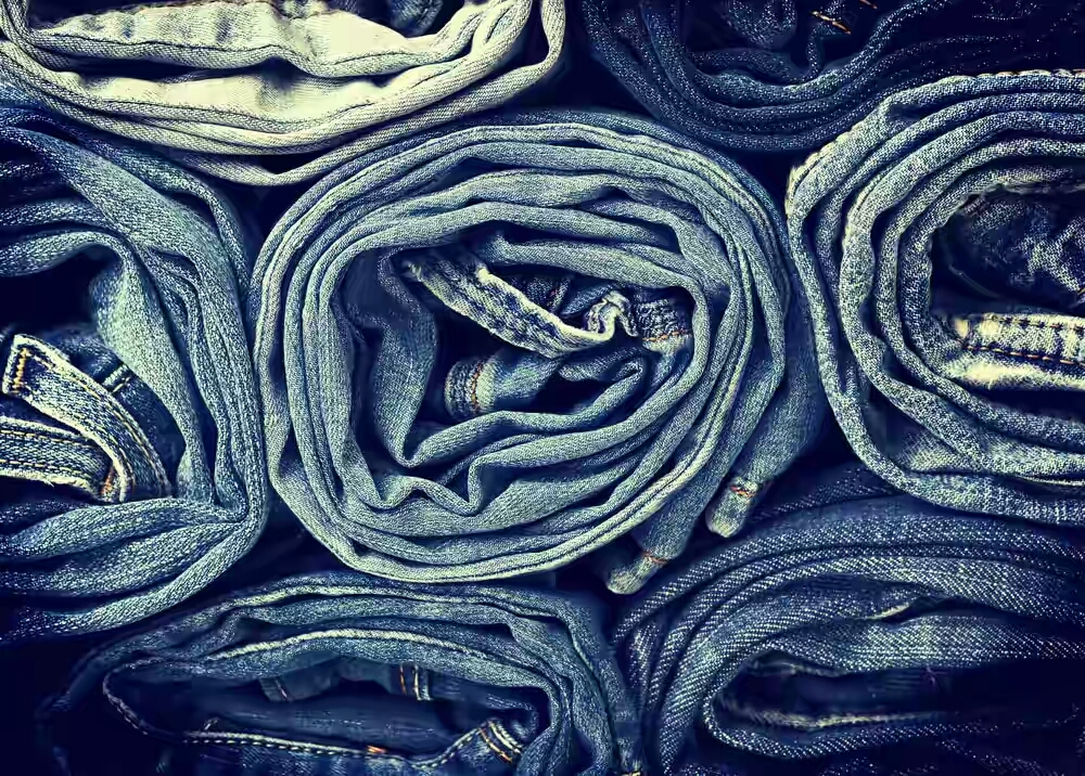 Step into the Season with Denim Blues