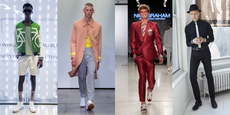 New York Fashion Week Men's SS19 Roundup