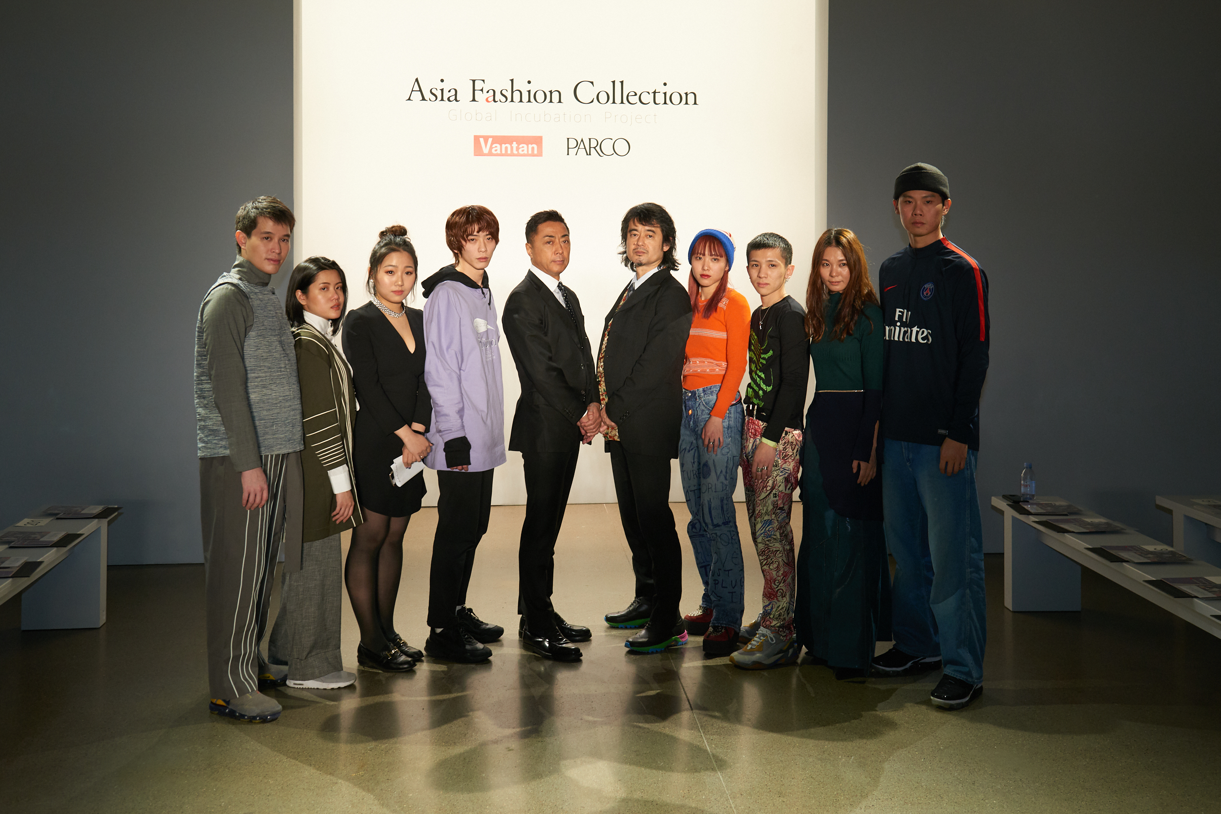 Asia Fashion Collection FW19